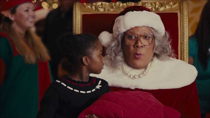 A Madea Christmas -  Madea is back in A Madea Christmas, coming to theaters December 13th, 2013.