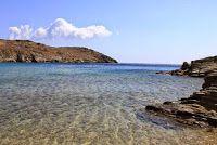"Tinos Island, Greece  Απηγανιά ... ""Λευκή άμμος και κρυστάλλινα νερά"" - Τήνος Today - Tinos Today"