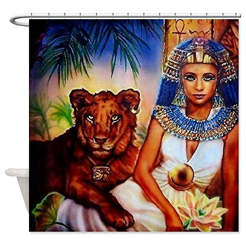 CafePress  Best Seller Egyptian Shower Curtain  Decorative Fabric Shower Curtain -- Check out this great product.