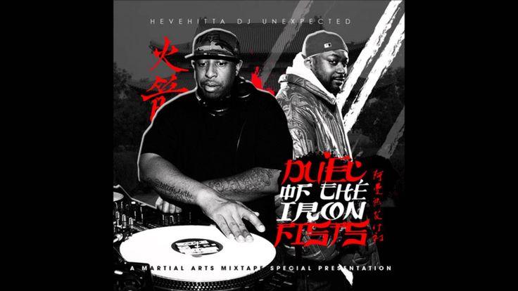 """Ghostface Killah & DJ Premier """"Duel of the Iron Fists"""" (Hevehitta & DJ U..."""