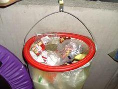 Gelber Sack aufhängen | Frag Mutti