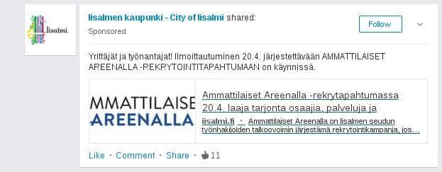 Piilotettu aarre: LinkedIn Suomessa - käyttäjät ja mainostaminen