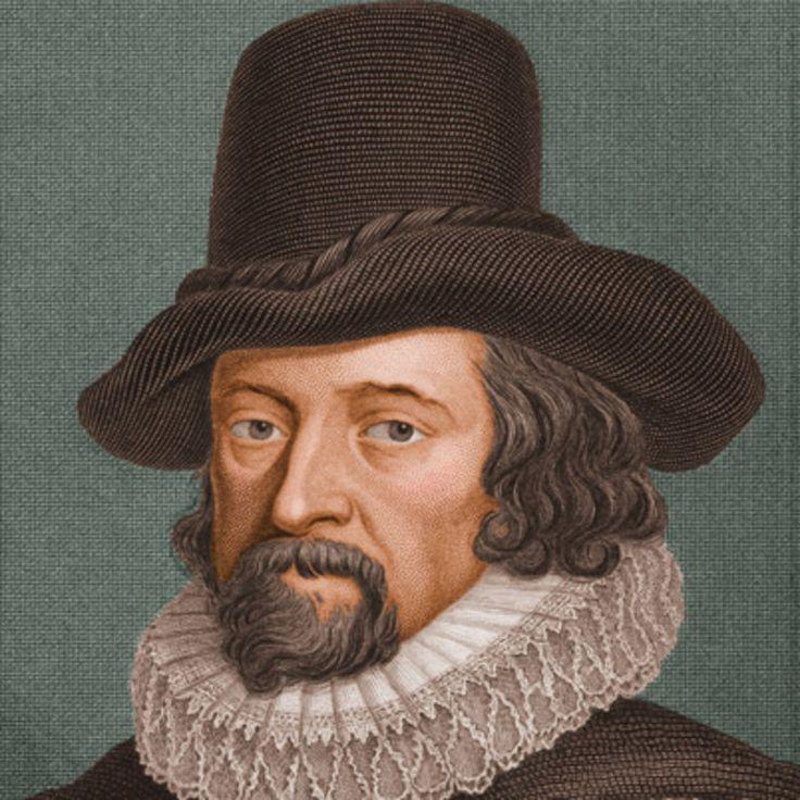 Francis Bacon (1561-1626) vond waarnemen in de wetenschap belangrijk, maar ook moeilijk. Want wetenschap is een gevoel. Iedereen geeft door zijn gevoel een andere uitleg aan wat diegene heeft waargenomen. Bacon noemde dit probleem bij waarneming de 'menselijke dwaling'. Volgens hem waren er vier punten die het bewustzijn beïnvloeden: hartstocht, aanleg + opvoeding, spraakverwarring en ideeën van andere filosofen.