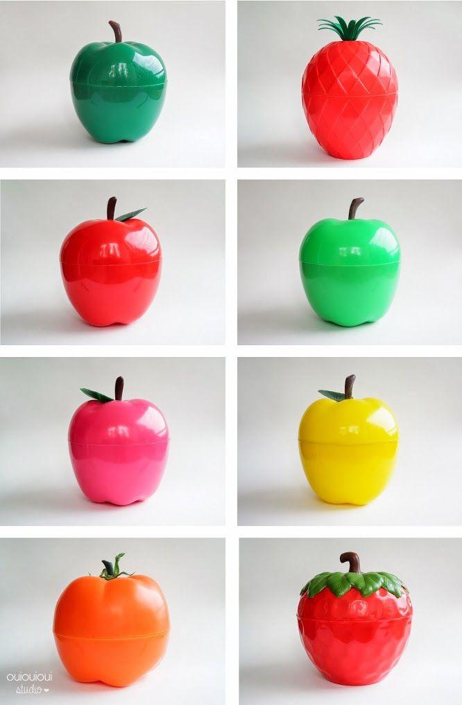 ♥ pommes à glaçons ♥ Vivement les V.G pour continuer ma collection!