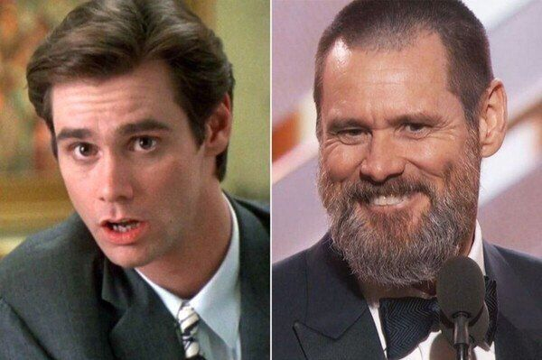 Time flies! What's your favorite Jim Carrey role?