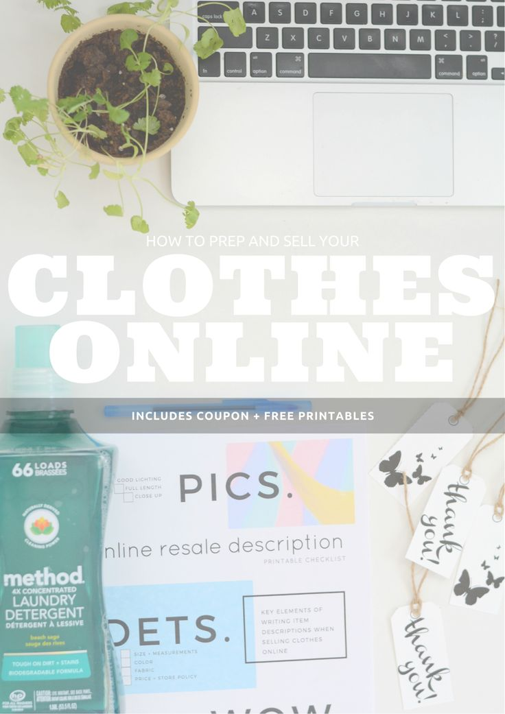 Online Clothes Resales