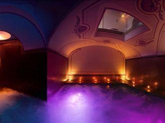 Indoor Spa Facilities.