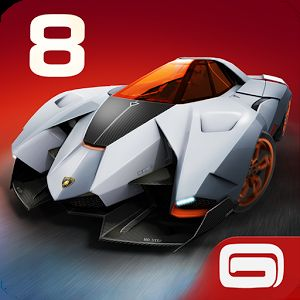 Asphalt 8: Airborne by Gameloft ➡ Awesome Burnout style racing game for Android!