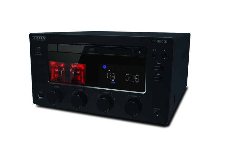 TAGA Harmony, a European manufacturer of speakers and audio electronics, today announced the launch of HTR-1000CD, midi sized stereo hybrid DAB+ / FM receiver with a built-in CD player....more on www.hifipig.com #DigThePig #Highend #hifi #audio #hifinews #hifireviews #tubes