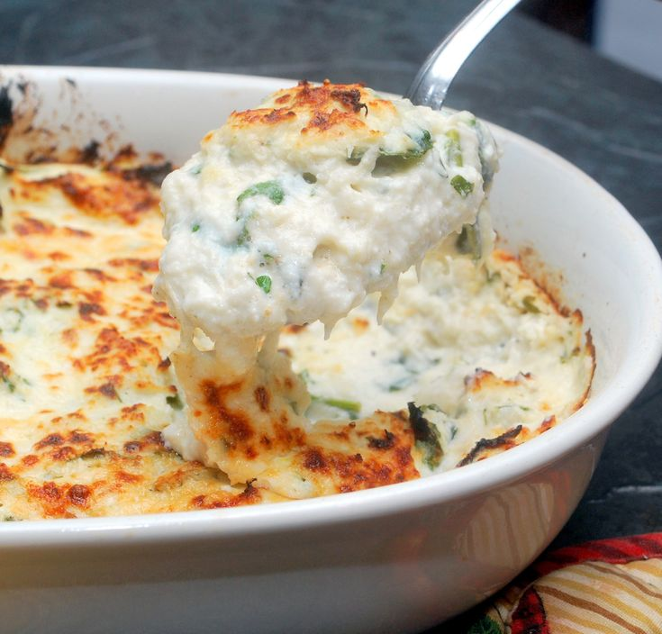 Baked Crab Dip | Appetizers | Pinterest