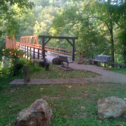 Camping Cabins National Forest Nm: Bee Rock Campground, Laurel/Pulaski Counties, KY.