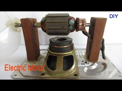 How to Make free energy Generator With Magnet very easy