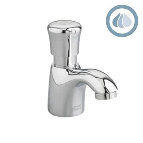 American Standard 1340M.105 Pillar Tap Metering Faucet