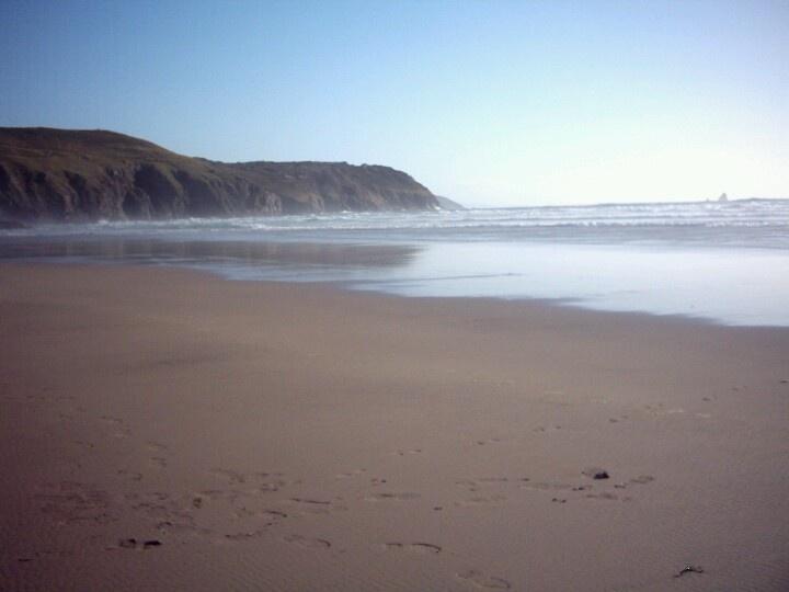 Polperro beach, Cornwall