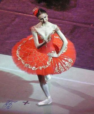 "La reine des ""Kitri"" - Svetlana Zakharova Forever. ✯ Ballet beautie, sur les pointes ! ✯"
