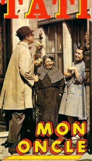 """""""Mon oncle"""" - Jacques Tati (1958)"""