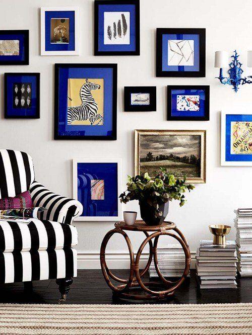 Living room design tricks from a professional designer