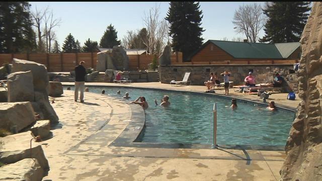Outstanding Hot Springs near Bozeman – Trade Risk Guaranty
