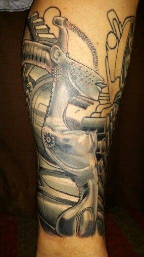 hr giger korn tattoo cool tattoo pinterest tattoos and body art. Black Bedroom Furniture Sets. Home Design Ideas