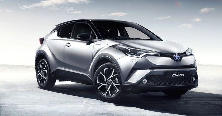 ผู้บริหารเผย Toyota C-HR ถูกสร้างเพื่อคนไม่ชอบโตโยต้า