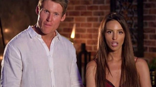 Elizabeth Sobinoff Is Reportedly Back With Her Married At First Sight Australia Boyfriend In 2021 Married At First Sight Married At First Elizabeth