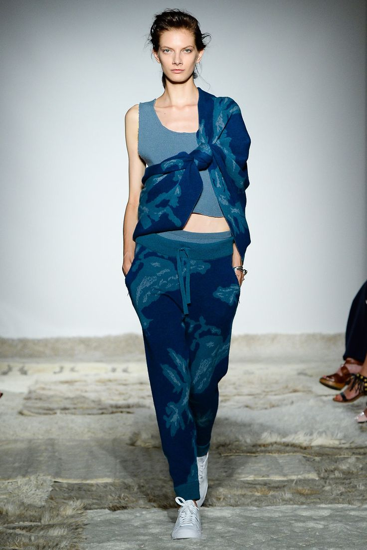 Baja East Spring 2015 Ready-to-Wear Collection Photos - Vogue