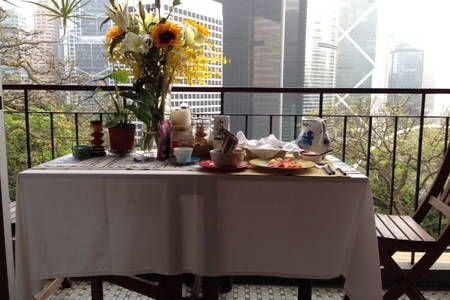 Check out this awesome listing on Airbnb: Private room in Heart of Central - Bed & Breakfasts for Rent in Hong Kong