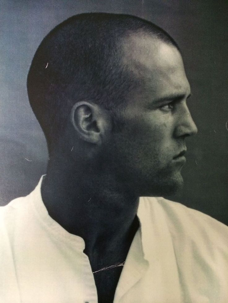 Young Jason Statham