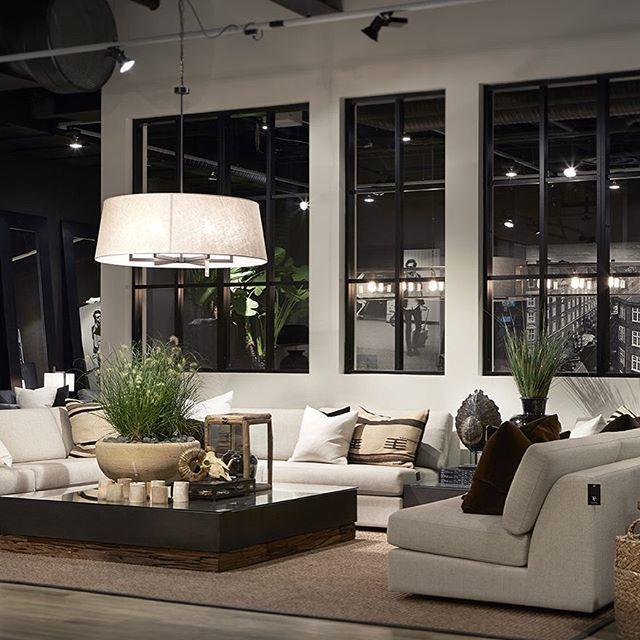 Glimt fra den nye butikken på Skøyen i Oslo. Hundrevis av kvadratmeter med møbler, interiørvarer og inspirasjon. Velkommen! #slettvoll