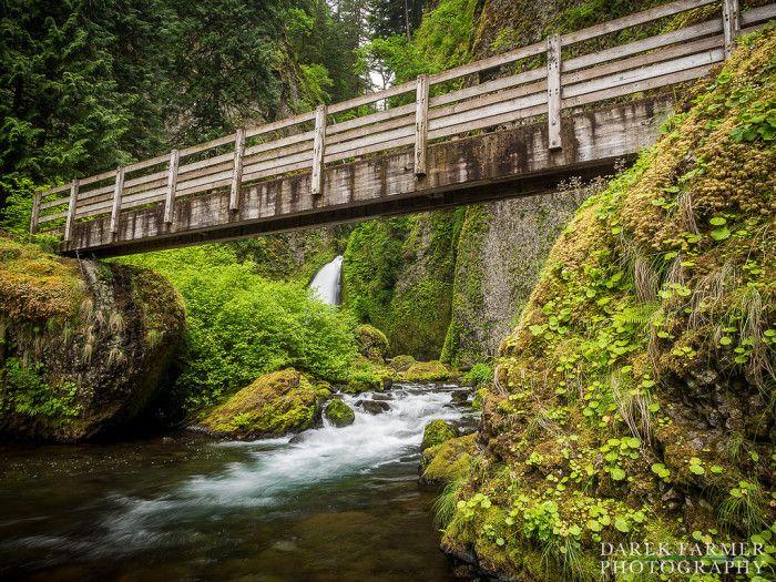 1. Wahclella Falls