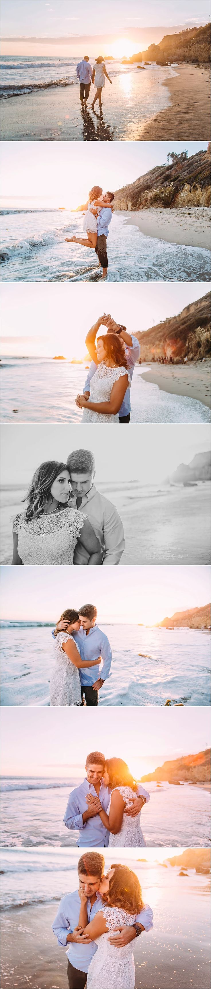 Tyler + Liz// Malibu Engagement | Giny Ann Photography  Malibu Engagement, El Matador State Beach Engagement, Malibu Wedding Photographer, Malibu, California Engagement Photography, Malibu Engagement Photography, Beach Engagement Photography