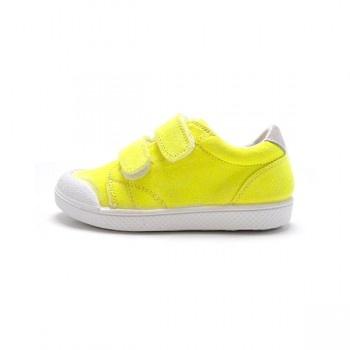 Tennis Velcro Neon yellow