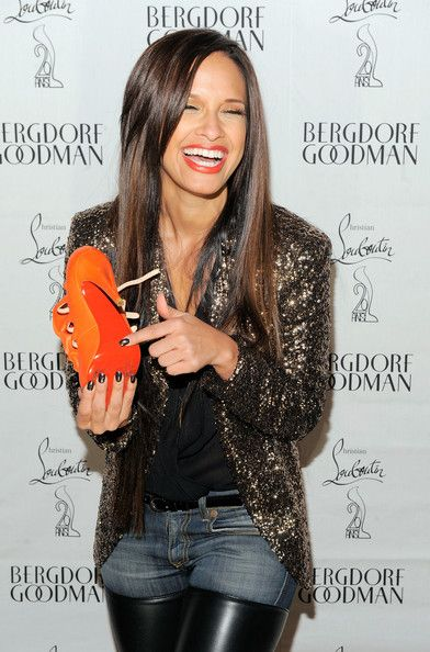 Rocsi Diaz Photos Photos - Media personality Rocsi Diaz attends the 20th Anniversary Celebration Of Christian Louboutin at Bergdorf Goodman on February 1, 2012 in New York City. - 20th Anniversary Celebration Of Christian Louboutin