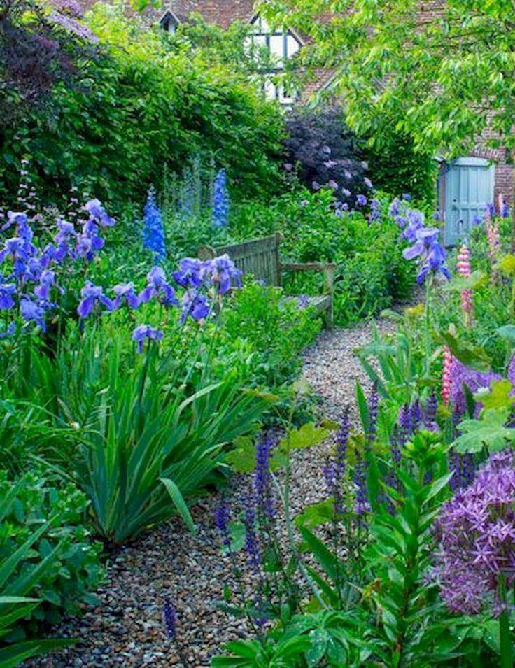 90 Schone Kleine Hauschen Garten Ideen Fur Hinterhof Inspiration In 2020 Cottage Garten Garten Garten Ideen