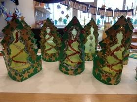 Kerstlichtjes projecten