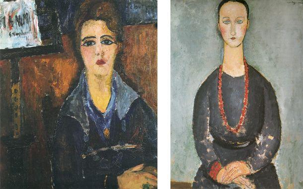 Jeanne Modigliani: 89 Best Jeanne Hebuterne Images On Pinterest