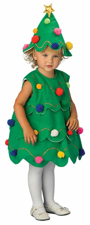 Kinderkostüme - Ideen für Kinderparty zu Weihnachten