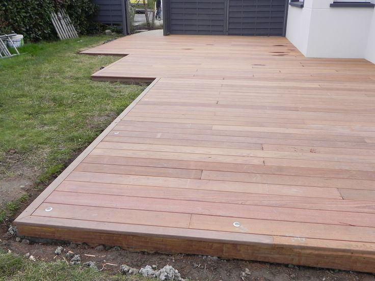8 best Terrasse bois composite images on Pinterest Decks, Wooden