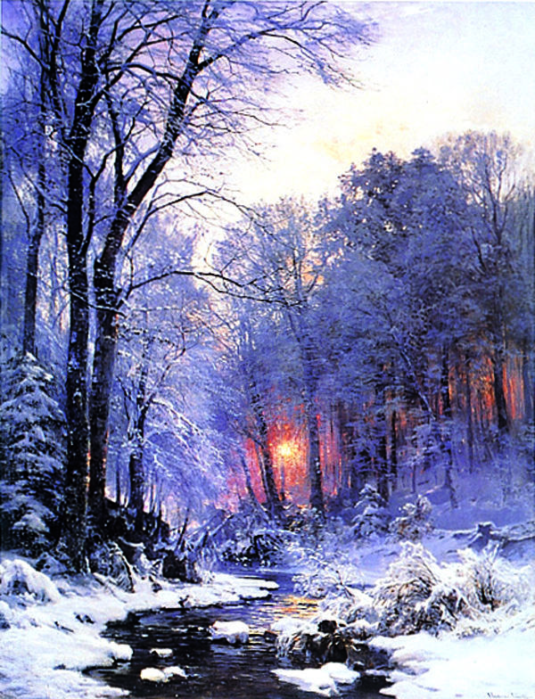 Pin By Fairfield Art Publishing On Painting Poster Winter Painting Snow Art Winter Landscape