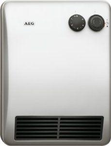 AEG 184399 VH 229 Convecteur soufflant 2000 W 230 V avec programmation 24 h Blanc