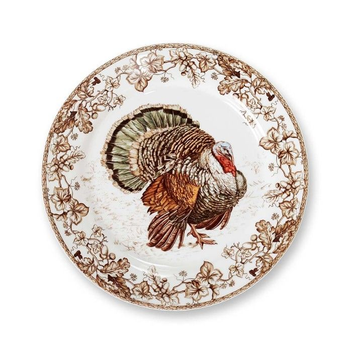 The Best of Thanksgiving Dinnerware (Part 2) | The English Room
