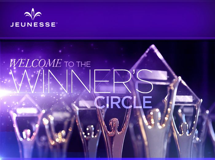 JEUNESSE IN A LANDSLIDE VICTORY—WINNER OF 18 AWARDS  Another reason to get on board with this company Now... Join my Distributor team at www.vintageagenda.jeunesseglobal.com