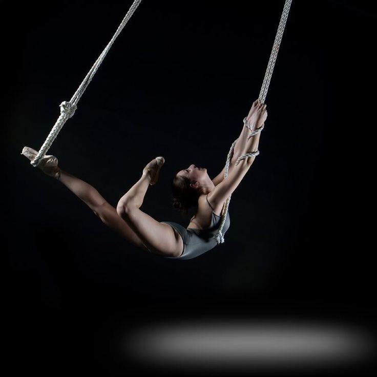 the aerial arts are an exquisite form dance!