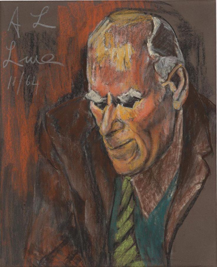 Lina Bryans (1909-2000) - Adrian Lawlor, 1964
