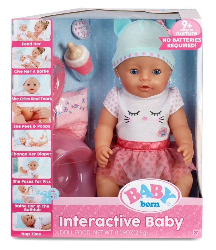 Best 25 Interactive Baby Dolls Ideas On Pinterest Real