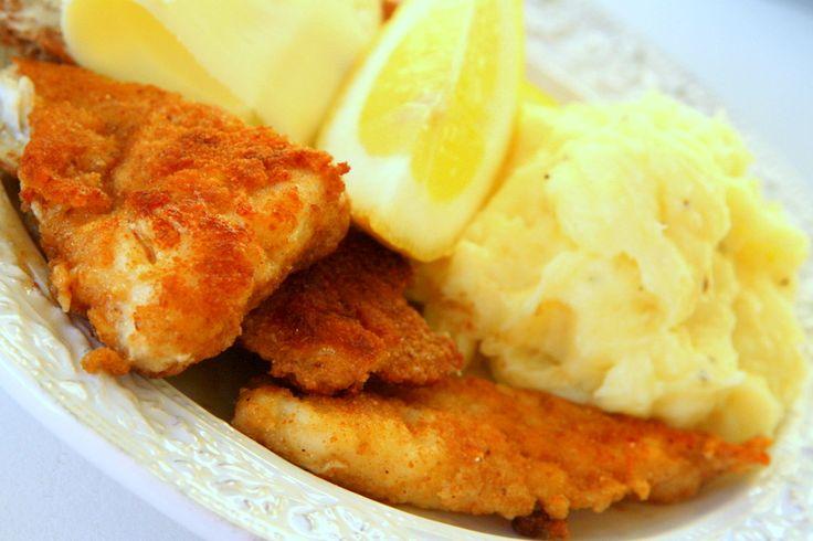Hemmagjorda fiskpinnar med potatismos | Jennys Matblogg | Damernas Värld