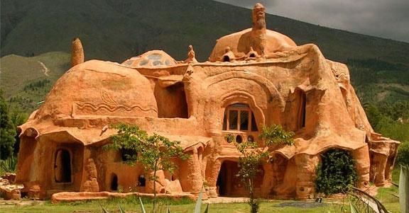 Casa Terracota - Exterior #Arquitectura #Sustentable