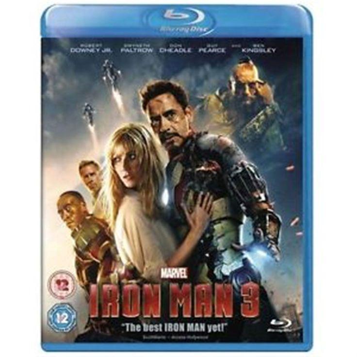 Iron man part 3 (2013) ashley hamilton, gwyneth #paltrow uk #region b #bluray,  View more on the LINK: http://www.zeppy.io/product/gb/2/282202179313/