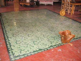 Vintage Linoleum Floor Vintage Linoleum Patterns