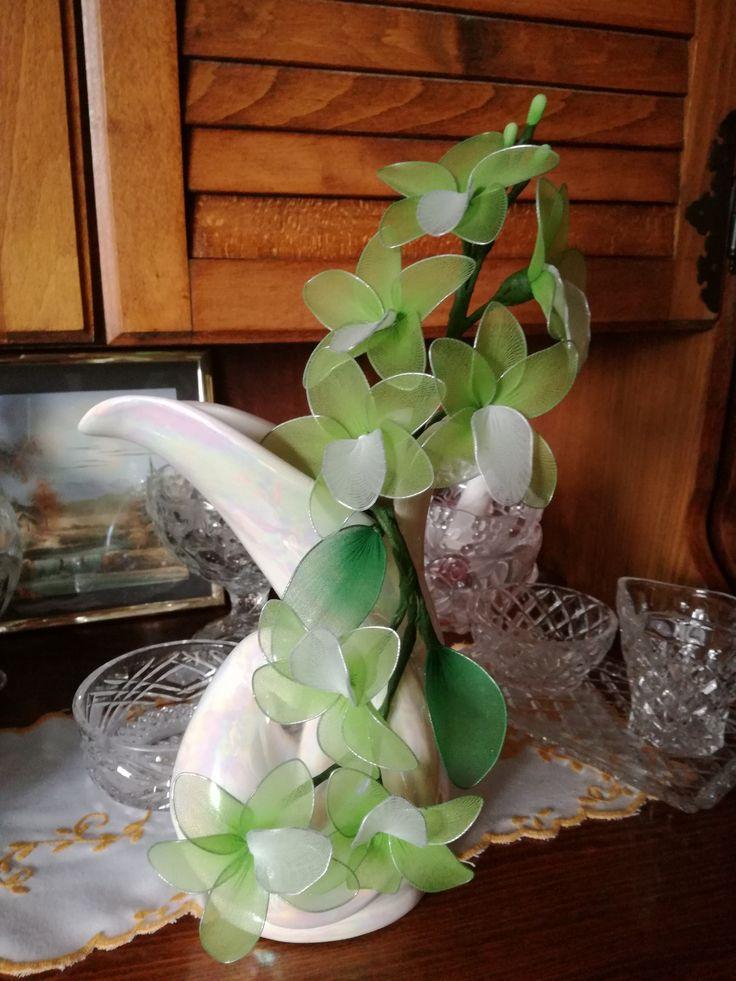 Zöld orchideák - Green orchids